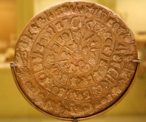 Lời nguyện cầu dành cho mẹ trên chiếc đĩa 4.000 năm