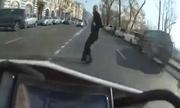 Tử nạn vì phóng 100 km/h trong phố