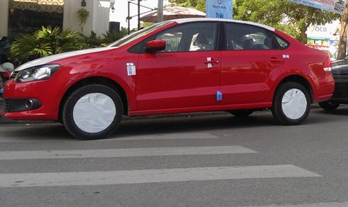 Phiên bản Volkswagen Polo 1.6 mới xuất hiện tại Việt Nam.
