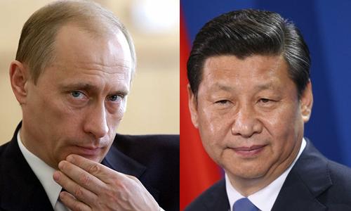 Trung Quốc lấn át ngay trên 'sân sau' của Nga