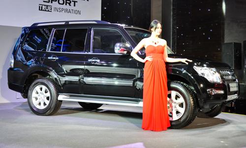 Mitsubishi đặt kỳ vọng doanh số 50 chiếc mỗi năm. Ảnh: Dũng Lương.
