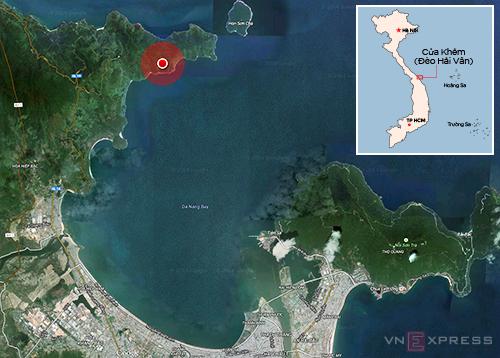 Tướng quân đội phản đối việc xây khu nghỉ dưỡng trên núi Hải Vân