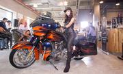 Harley Davidson CVO Street Glide 2015 về Việt Nam