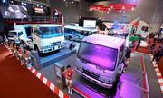 Fuso ra mắt dòng xe tải mới tại Vietnam Motor Show 2014