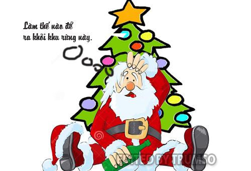 Giáng sinh của bợm