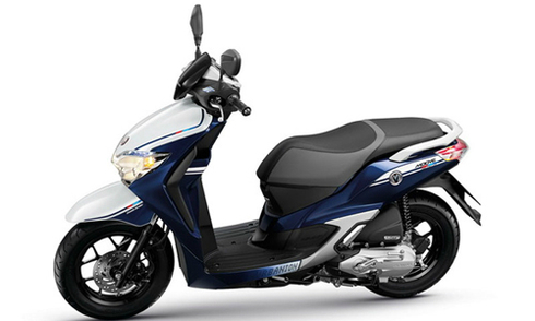 Honda Moove - xe ga mới giá 1.500 USD