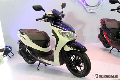 Chi tiết Honda Moove tại Thái Lan