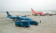 Nhiều sự cố hàng không do lỗi điều hành không lưu