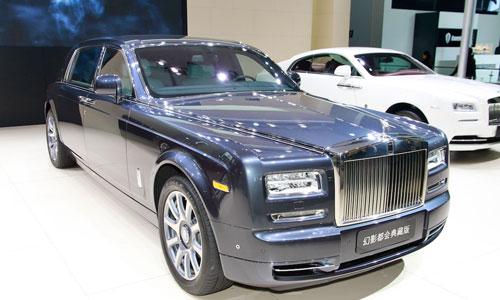 Cặp Rolls-Royce hàng hiếm tại triển lãm Quảng Châu