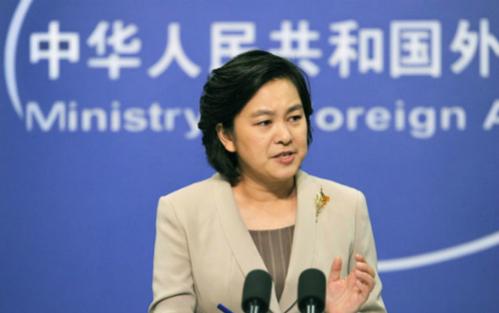 Trung Quốc đòi Mỹ không nói về hoạt động xây đảo ở Biển Đông