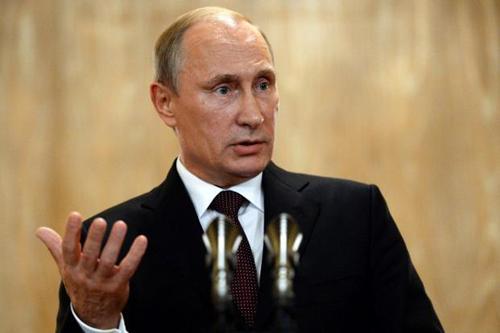 Putin: 'Nga không đe dọa ai'