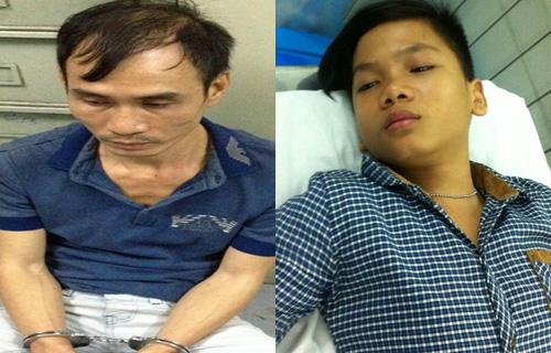 Đặc nhiệm bắn xuyên đùi 2 tên cướp ở trung tâm Sài Gòn