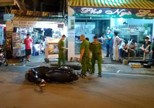 Người đàn ông bị đâm chết sau va quẹt xe