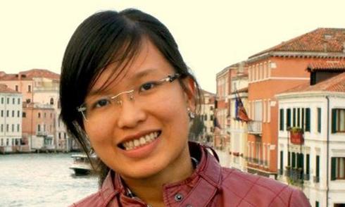 Cô gái Việt giành giải nhì công nghệ thông tin quốc tế