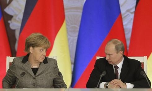 Nga - Đức đi vào ngõ cụt ngoại giao