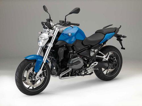 BMW R1200R bản tiêu chuẩn giá 16.000 USD.