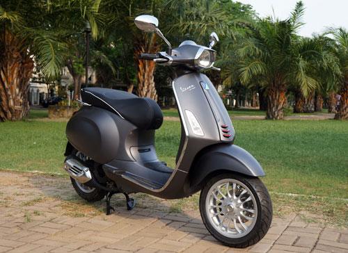 những mẫu xe máy hâm nóng thị trường việt nam 2014 - 6
