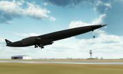 Máy bay nhanh gấp 5 lần vận tốc âm thanh