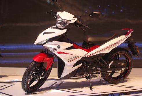 Yamaha Exciter 150 có mặt tại Việt Nam, giá 45 triệu đồng