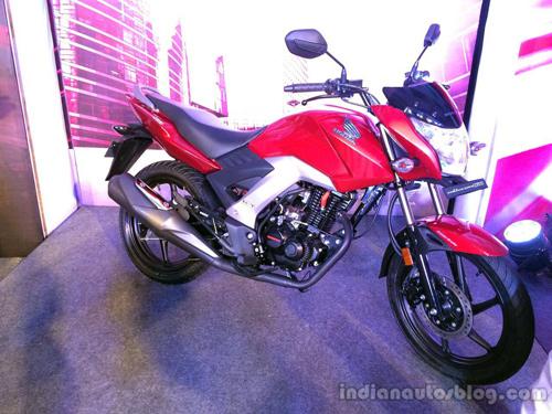 Honda CB Unicorn 160 giá 1.100 USD tại Ấn Độ