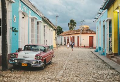 Cuba - nơi cuộc sống đơn sơ và mộc mạc