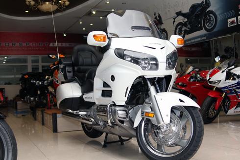 Những môtô 'khủng' của đại gia Việt Nam 2014