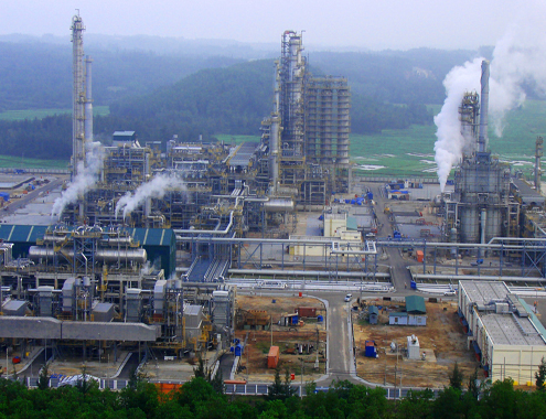 Mở rộng diện tích, nâng công suất nhà máy lọc dầu Dung Quất