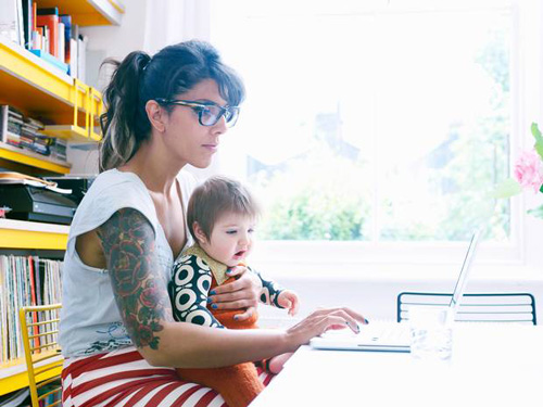 Open-learning-woman-with-baby-9356-14192