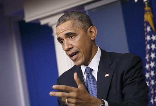 Obama: Putin không vượt trội tôi