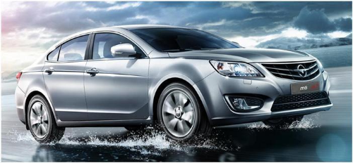 Haima ra mắt sedan cao cấp M8 tại thị trường VN