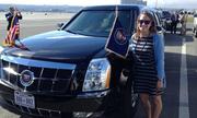 Lái xe hộ tống tổng thống Mỹ có khó?