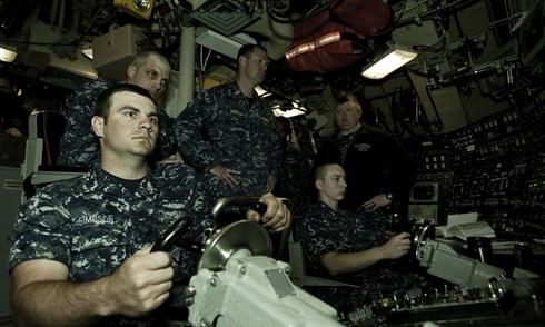 Cuộc sống trên tàu ngầm Mỹ