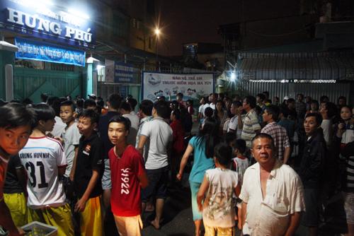Bao vây trường tiểu học truy tìm nghi can giết nghệ sĩ Đỗ Linh
