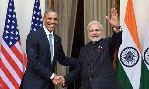Mỹ - Ấn tăng hợp tác, Trung Quốc thêm lo âu