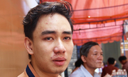 Con trai phi công tử nạn: 'Sẽ cố gắng học để theo nghiệp bố'