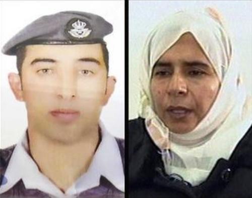 IS dàn xếp cuộc trao đổi con tin với Jordan
