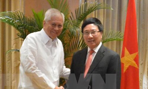 Việt Nam - Philippines sắp thiết lập quan hệ đối tác chiến lược