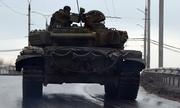 Đàm phán hòa bình về khủng hoảng Ukraine thất bại
