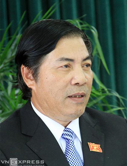 Ông Nguyễn Bá Thanh bị xuất huyết nội tạng
