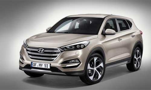 Hyundai Tucson 2016 lột xác hoàn toàn mới