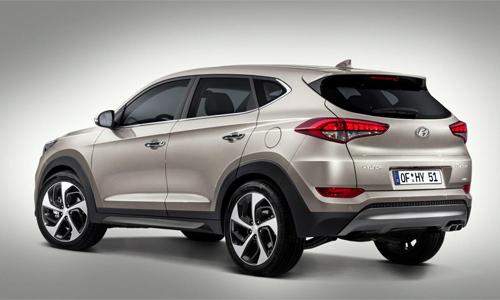 Hyundai Tucson 2016 lột xác hoàn toàn mới 2