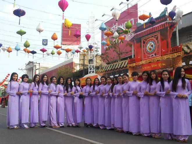 Hội xuân rực rỡ của kiều bào tại Thái Lan