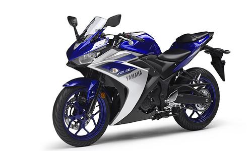 Yamaha YZF-R3 ABS 2015 giá 5.300 USD.