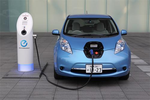 Nhật Bản có nhiều trạm sạc điện hơn trạm xăng