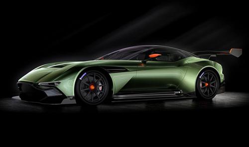Aston Martin Vulcan - siêu xe chỉ dành cho đường đua