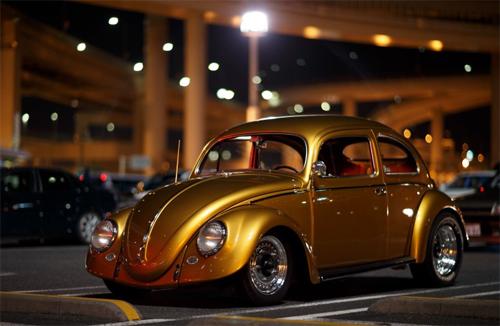 Volkswagen Beetle độ - xuất xứ Đức, cảm hứng Mỹ, ra đời Nhật