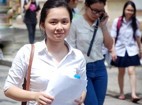 Thí sinh trúng tuyển đợt 1 không được đăng ký xét tuyển bổ sung
