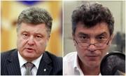 Poroshenko: 'Nemtsov định hé lộ việc Nga tham gia xung đột Ukraine'