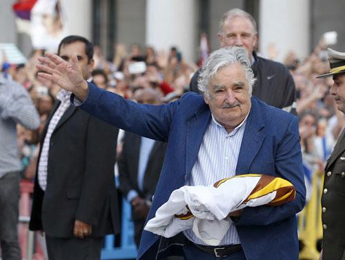 """Jose Pepe Mujica là """"tổng thống nghèo nhất Thế Giới"""". 2"""