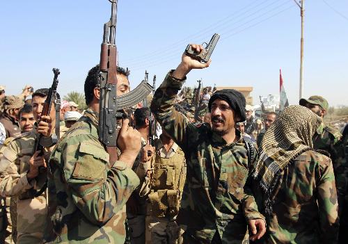 Iraq mở chiến dịch lớn chưa từng có tái chiếm thành trì của IS